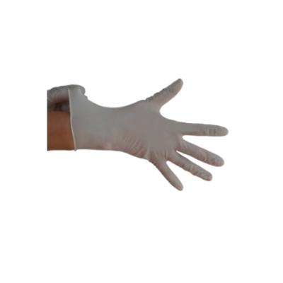 Nitrilo Sensitive Blanco Sanyc sin polvo T/ Extra grande - 1