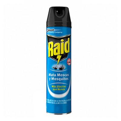Raid Insecticida 600 ML - 1