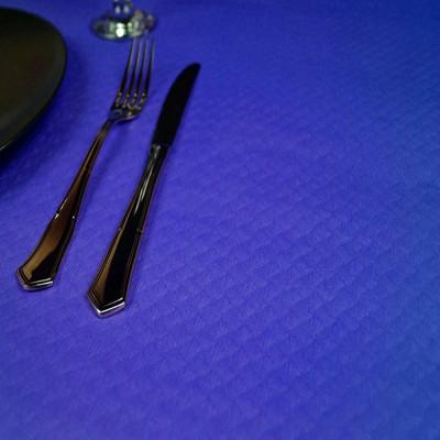 Mantel de papel Azul 40 g 1x1m. Caja 400 unidades - 1
