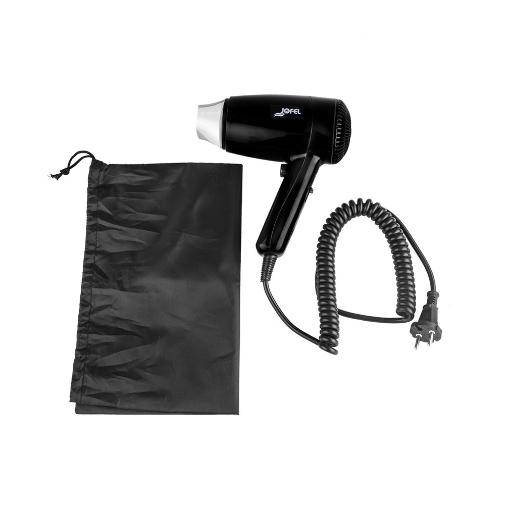 Secador de pelo negro 1800w - 1