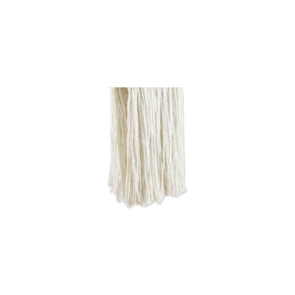 Mopa Fregado Húmedo algodón blanco extra, cortada 300GRS