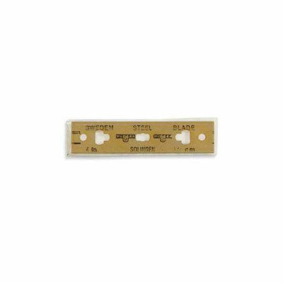 """Cuchilla Repuesto para la rasqueta clips. Medida 10 cm 0.4MM """"UNGER"""""""