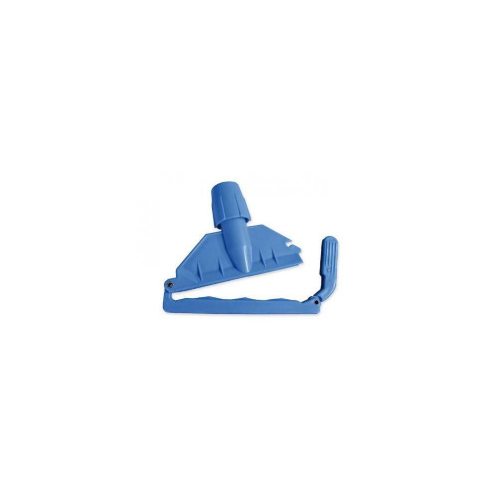 Pinza plástico sujeción mopas de fregado